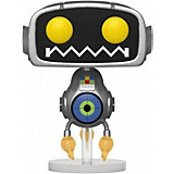 Фигурка Funko POP! Bobble: Marvel: Фантастическая четвёрка: Робот Хёрби