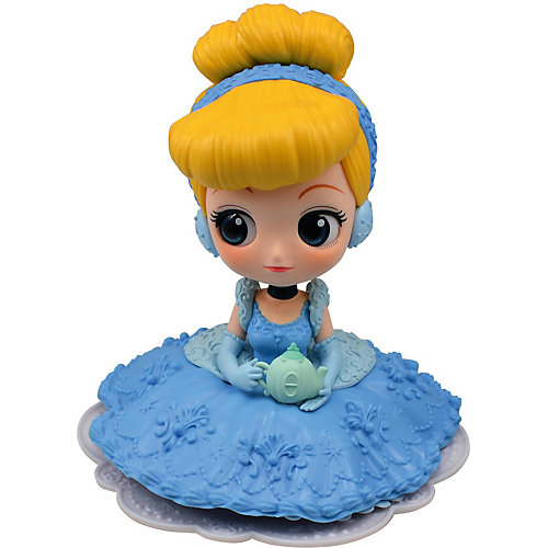 Фигурка Bandai Q Posket Sugirly Disney Characters: Золушка (нормальный цвет) от BANDAI