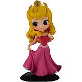 Фигурка Bandai Q Posket Disney Characters: Принцесса Аврора в розовом платье