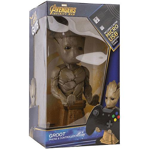 Фигурка-подставка Exquisite Gaming Cable guy: Avengers: Грут от Exquisite Gaming
