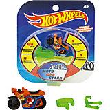"""Игровой набор 1Toy Hot Wheels """"Мотофристайл"""", 3 предмета"""