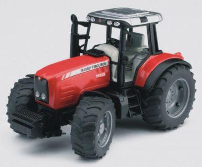 BRUDER 02040 TPS Massey Ferguson 8240