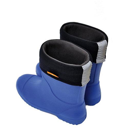 Резиновые сапоги со съемным носком Nordman Jet - синий от Nordman