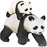 Фигурка Papo Панда с детенышами