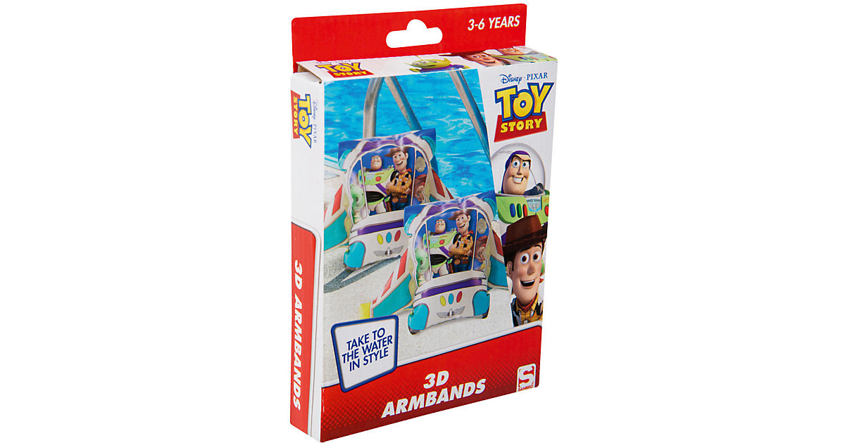 Toy Story 3D Schwimmflügel