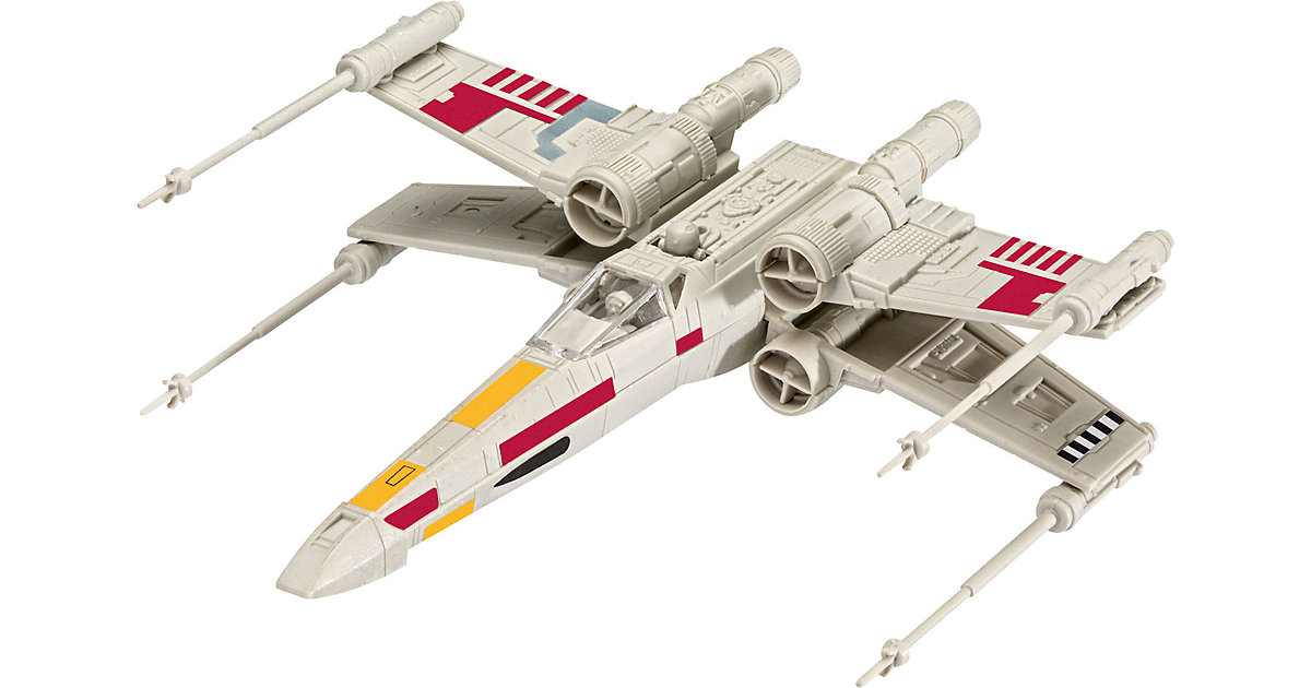 X-Wing Fighter easy-click