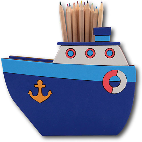 "Набор для творчества Santa Lucia ""Органайзер"" Корабль от Santa Lucia"