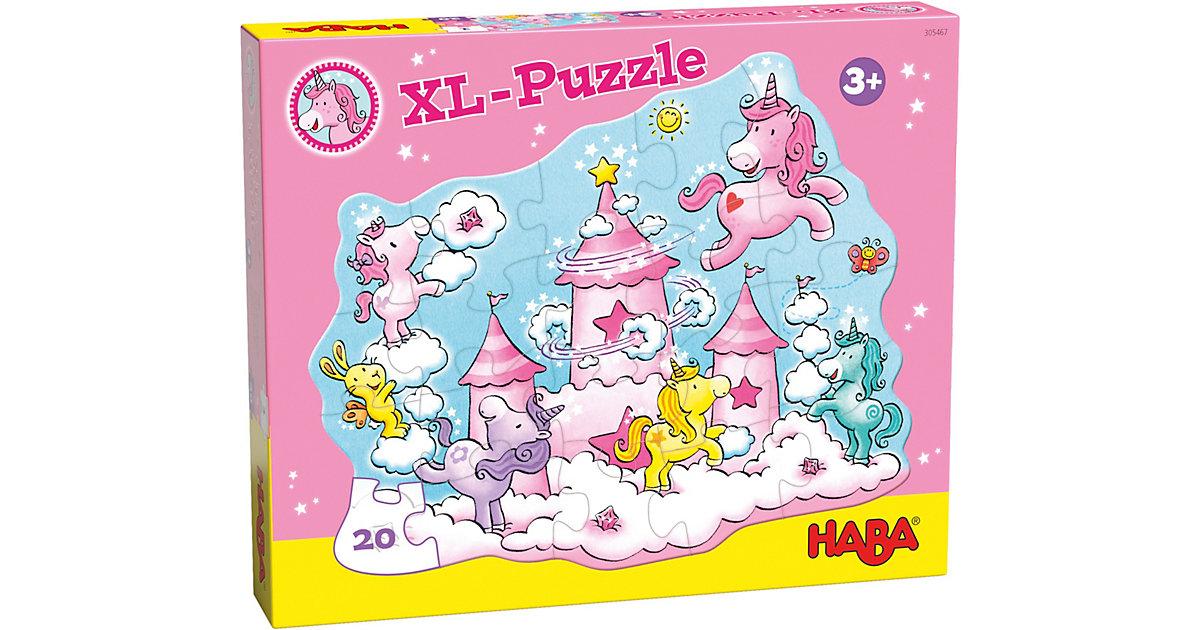 XL-Puzzle Einhorn Glitzerglück