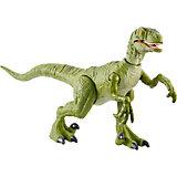 Базовая фигурка динозавра Jurassic World Dino Rivals Велоцираптор Чарли