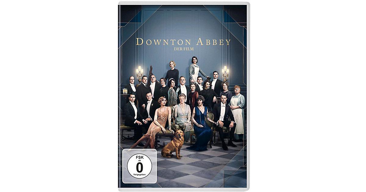 DVD Downton Abbey - Der Film Hörbuch