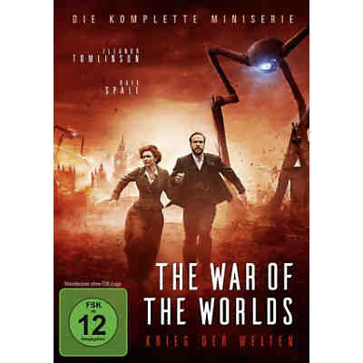 DVD The War of the Worlds - Krieg der Welten