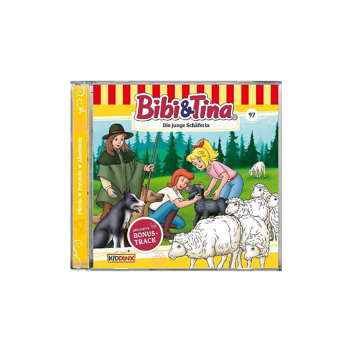 cd bibi und tina 97  die junge schäferin bibi und tina