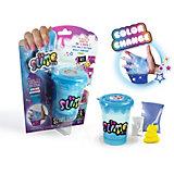 Набор для изготовления слайма Canal toys So slime diy, голубой