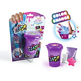 Набор для изготовления слайма Canal toys So slime diy, фиолетовый