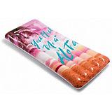 Надувной матрас Intex Вдохновение. Aloha, розовый