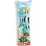 Надувной матрас Intex Отдых. Рыбы