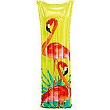 Надувной матрас Intex Отдых. Фламинго