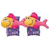 Нарукавники для плавания Bestway Рыбки. Розовая рыбка