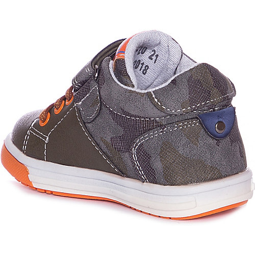 Ботинки Kenka - зеленый от Kenka