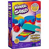 Набор для лепки Kinetic sand Радуга