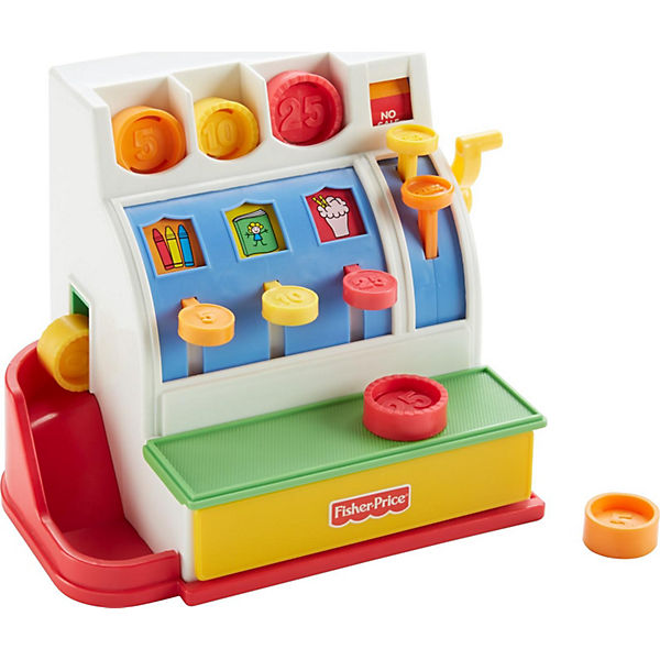 mattel fisher price registrierkasse
