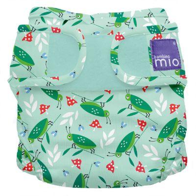 Windelüberhose Mioduo, Happy Hüpfer hellgrün