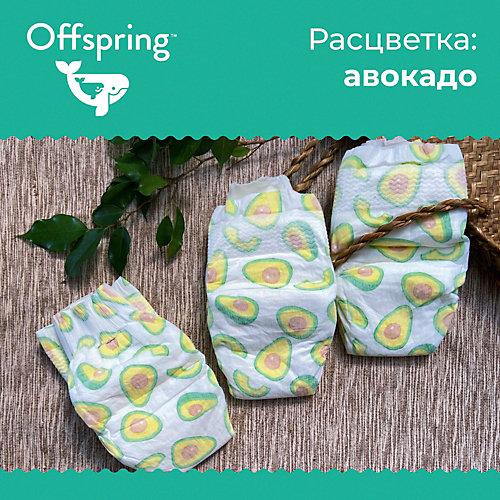 Подгузники Offspring Авокадо 6-10 кг., 42 шт. от Offspring