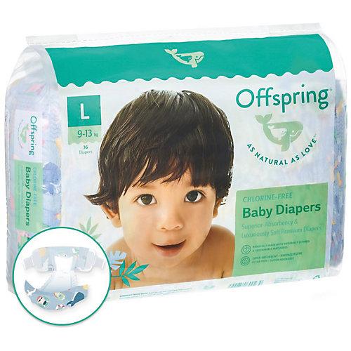 Подгузники Offspring Сидней 9-13 кг., 36 шт. от Offspring