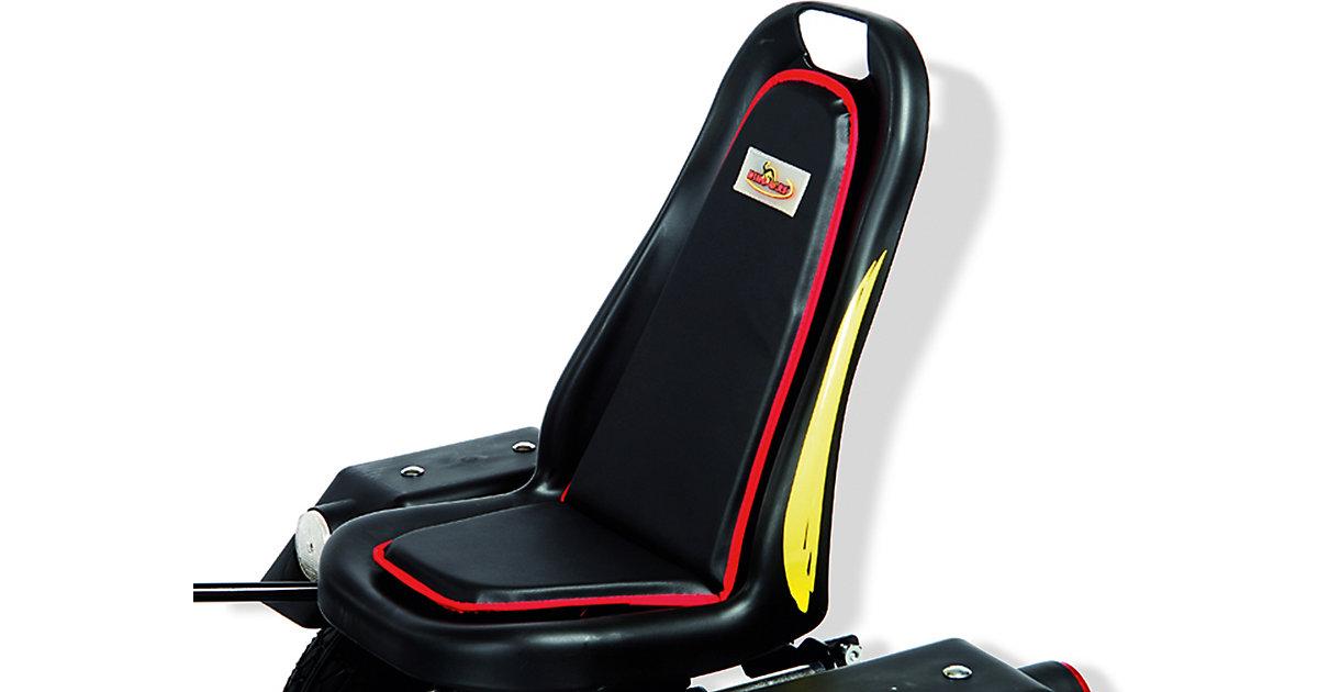 Sitzpolster schwarz