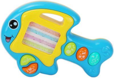 """Музыкальная игрушка Жирафики """"Рыбка"""""""
