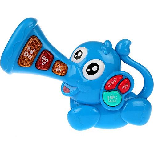 """Музыкальная игрушка Жирафики """"Слоник"""" от Жирафики"""