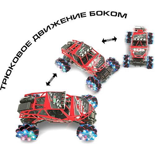 """Радиоуправляемый краулер Пламенный мотор """"Дрифт 4х4"""" от Пламенный мотор"""