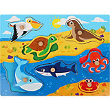 "Рамка-вкладыш Mapacha ""Животные океана"""