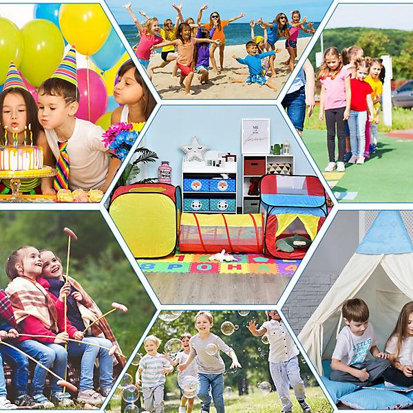 Pop-up Spielzelt für Kinder, HOMCOM WJP91S