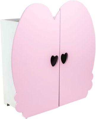 Шкаф для куклы Paremo