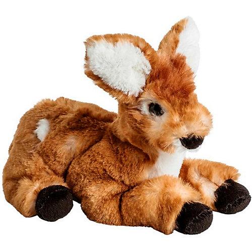 Мягкая игрушка Molli Оленёнок лежачий, 22 см от Molli