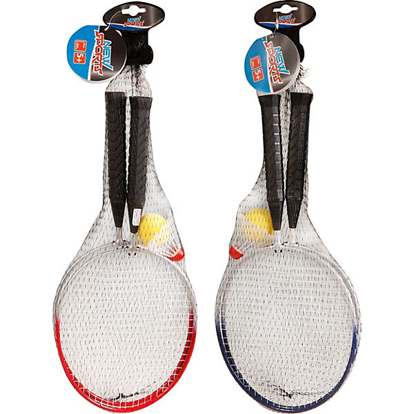 Mini Badminton-Set, versch. Varianten