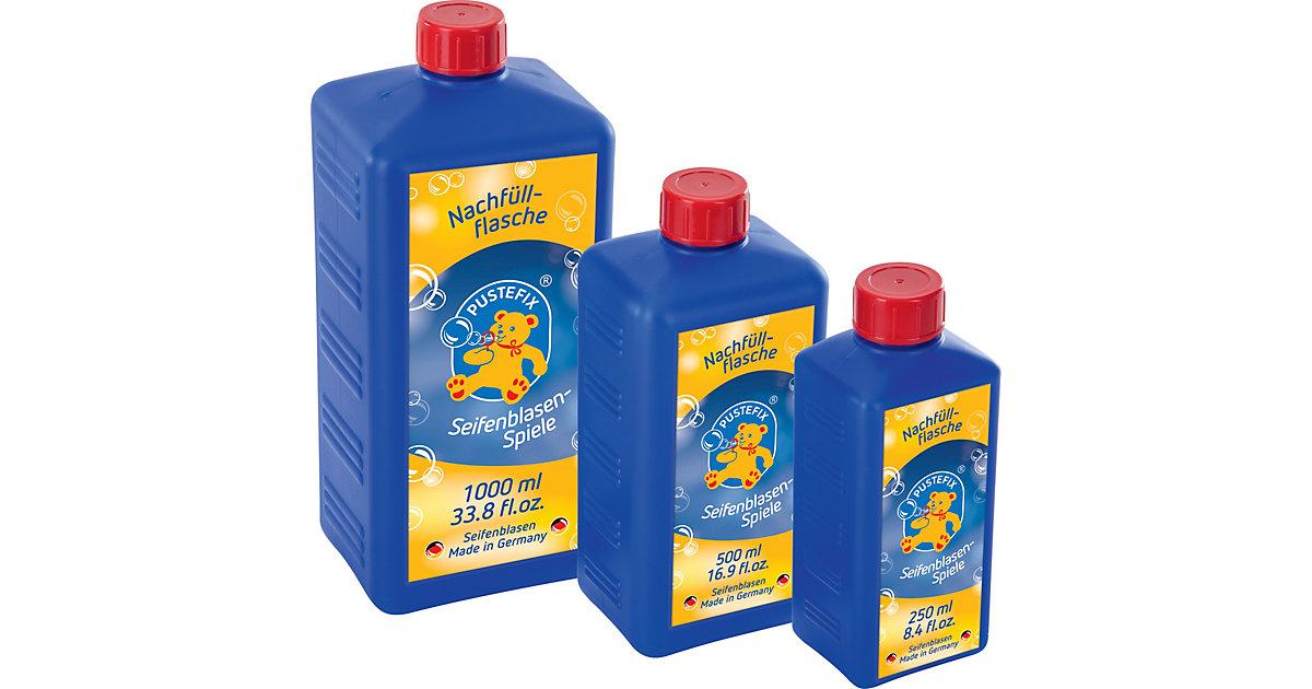 Pustefix - Nachfüllflasche Mini, 250 ml