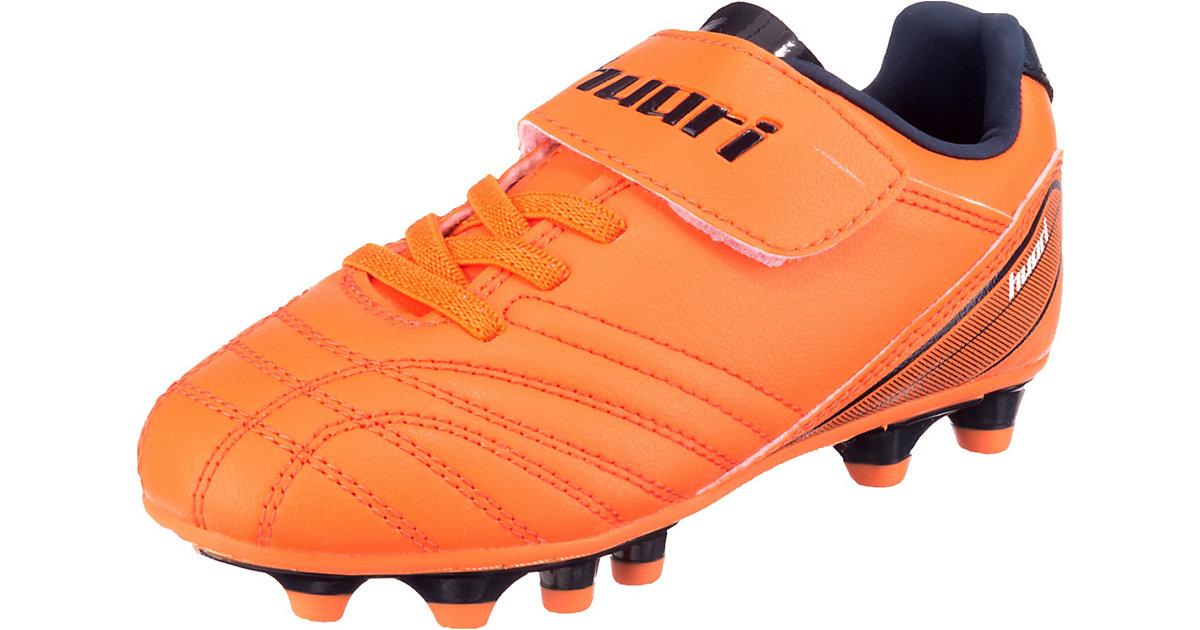 Fußballschuhe CORALI Jungen orange Gr. 29  Kinder