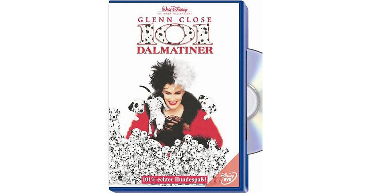 DVD Disneys 101 Dalmatiner (Realfilm)