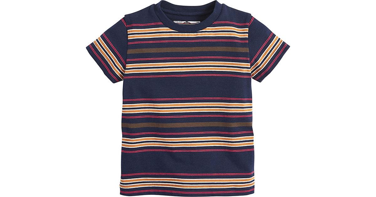 T-Shirt  dunkelblau Gr. 68/74 Jungen Baby