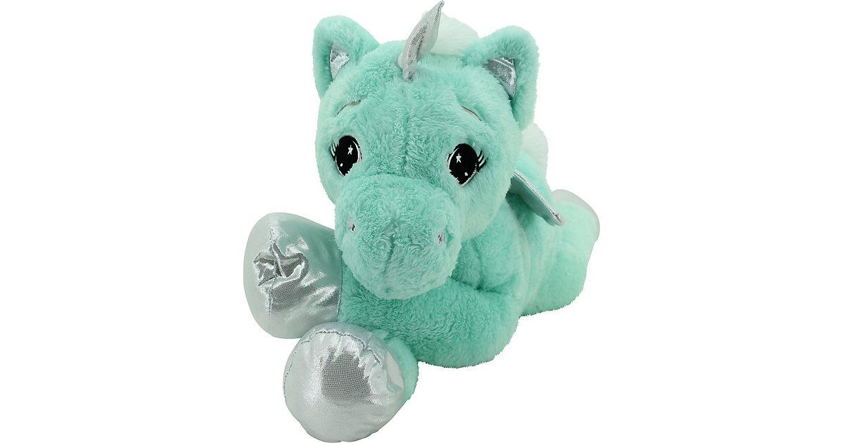 Sweety Toys 11728 Einhorn Plüschtier Kuscheltier 65 cm türkis-mint