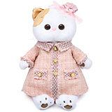Одежда для мягкой игрушки Budi Basa Розовый костюм в клетку, 27 см