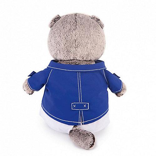Одежда для мягкой игрушки Budi Basa Синий китель и белые брюки, 25 см от Budi Basa