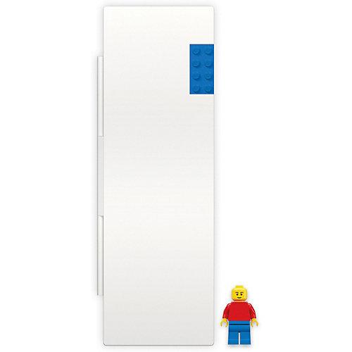 Пенал с мини-фигуркой LEGO Classic - синий/белый от LEGO