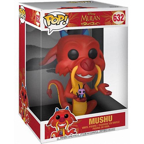 Фигурка Funko POP! Vinyl: Disney: Мулан: Мушу, Fun2549345 от Funko