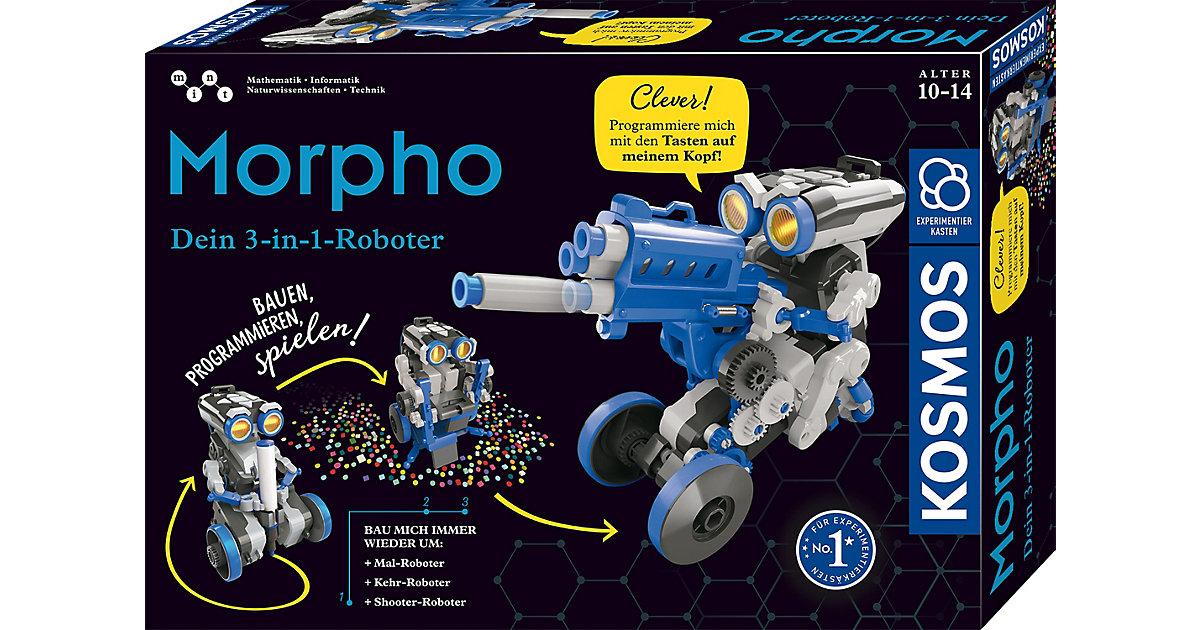 Morpho - Dein 3-in-1 Roboter