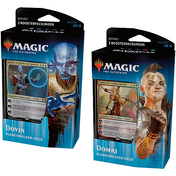 Magic the Gathering Ravnicas Treue Planeswalker