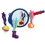 """Набор игрушек для ванной B.Toys """"Акула"""""""
