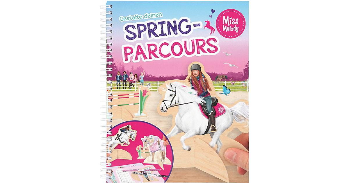 Buch - Miss Melody Gestalte deinen Spring-Parcours